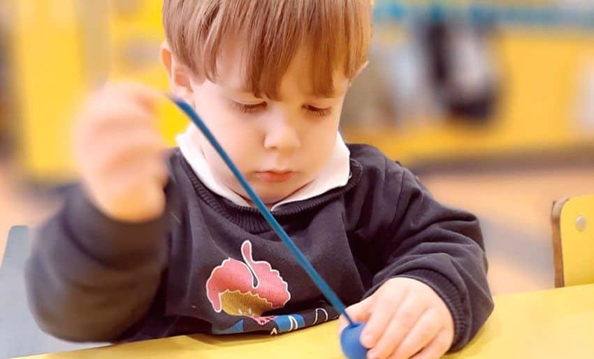 """""""Los hábitos de la mente son como superpoderes para un niño"""""""