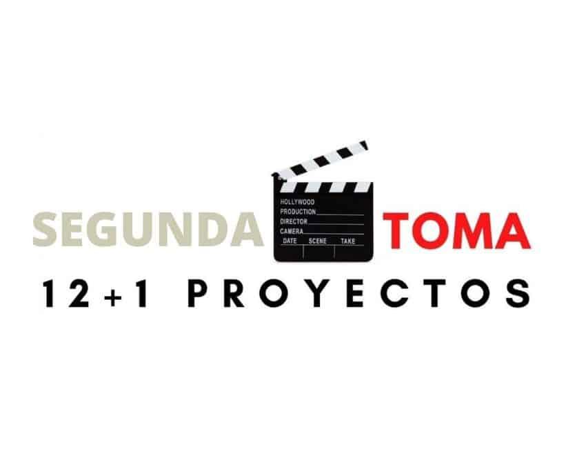 SEGUNDA TOMA 12+1 PROYECTOS