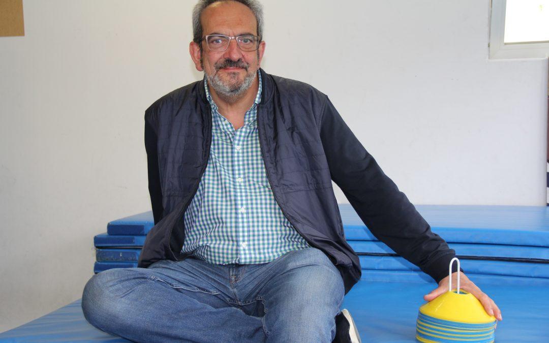 Entrevista a Javier Peña, profesor del 1er ciclo de primaria